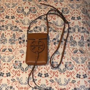 Tory Burch Miller Phone crossbody